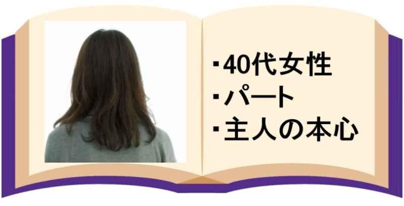 40代女性の主人の本音占い
